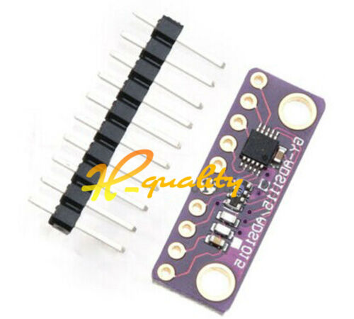 For Arduino ADS1115 Module 4 Channel 16 Bit I2C ADC With Pro Gain Amplifier L1SH