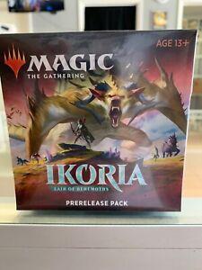 MTG-Ikoria-Lair-Of-Behemoths-Pre-Release-Kit-Factory-Sealed