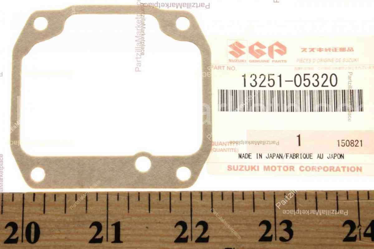 Suzuki Gasket Float Ch 13251-05320 New Oem