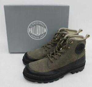 PALLADIUM Men's Major Brown/Black Pallabosse Hikr Hiking Boots UK6 EU39.5 NEW