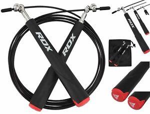 RDX-Corde-a-Sauter-Reglable-Fitness-Yoga-Gymnase-Saut-Entrainement-De-F