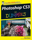 Photoshop CS3 For Dummies by Peter Bauer (Paperback, 2007)