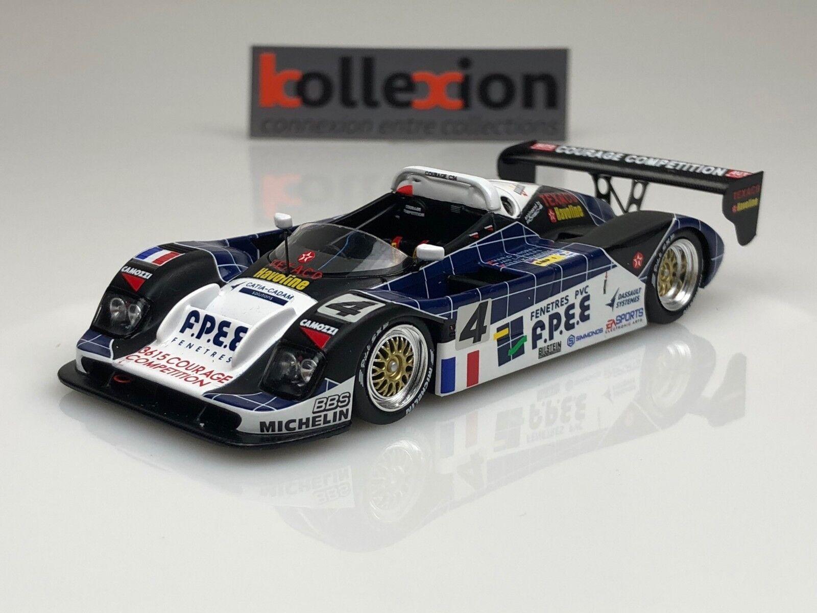 SPARK S3668 Courage C 36 Porsche n°4 Le Mans 1996 1.43