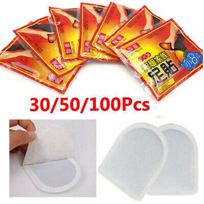 30 x HeatPaxx Sohlenwärmer Fußwärmer Einlegesohle Schuhwärmer Thermopads Wärme