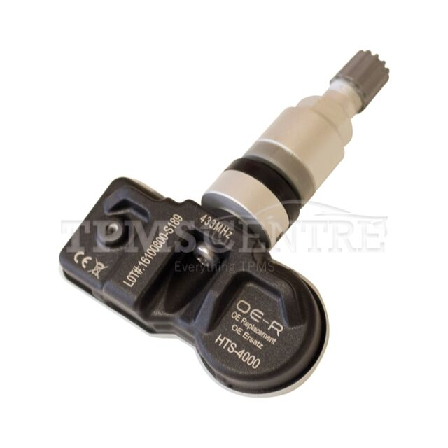 OE Replacement TPMS Tyre Pressure Sensor 433Mhz Coded Dodge Caliber 2006 - 2012