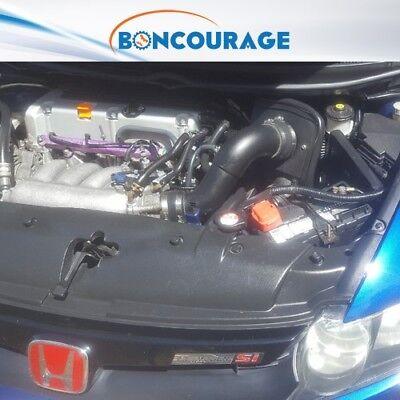 2006-2011 FOR Honda Civic Si 2.0L 2.0 L4 AF Dynamic Heat Shield AIR INTAKE RED