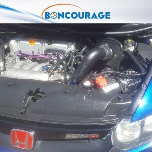 06-11 FOR Honda Civic Si 2.0L 2.0 L4 AF Dynamic Heat Shield COLD AIR INTAKE KIT