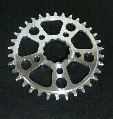 for ENO Crankset  chainwheel  SILVER White Industries TSR 32 t Chainring