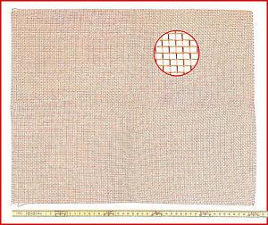 Kupferdrahtnetz-Kupfernetz-40x50-cm-Quadratische-Maschen-3x3mm-TOP-Angebot