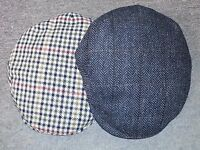 Kangol Tweed Peebles Cap Made In Italy-5 Colors-nwt