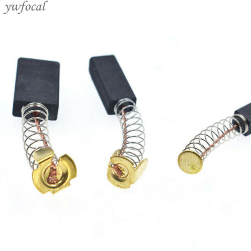 10Pcs 20mm Carbon Motor Brushes Springs Power Tool for Electric Hammer Drill