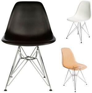 Stuhl dekodesign wohnzimmerstuhl eiffel esszimmerstuhl for Design stuhl eiffel