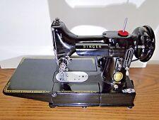 Singer Featherweight Sewing Machine - Free Arm M# 222K - Vintage 1957