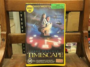 Timescape-Rare-Cult-Classic-VHS-Video