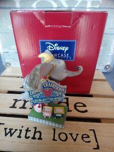 Jolie figurine Dumbo faith in flight Jim shore enesco Disney traditions neuf