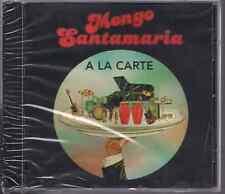 Salsa RARE CD FANIA First Pressing MONGO SANTAMARIA a la carte BOMBORO guajira