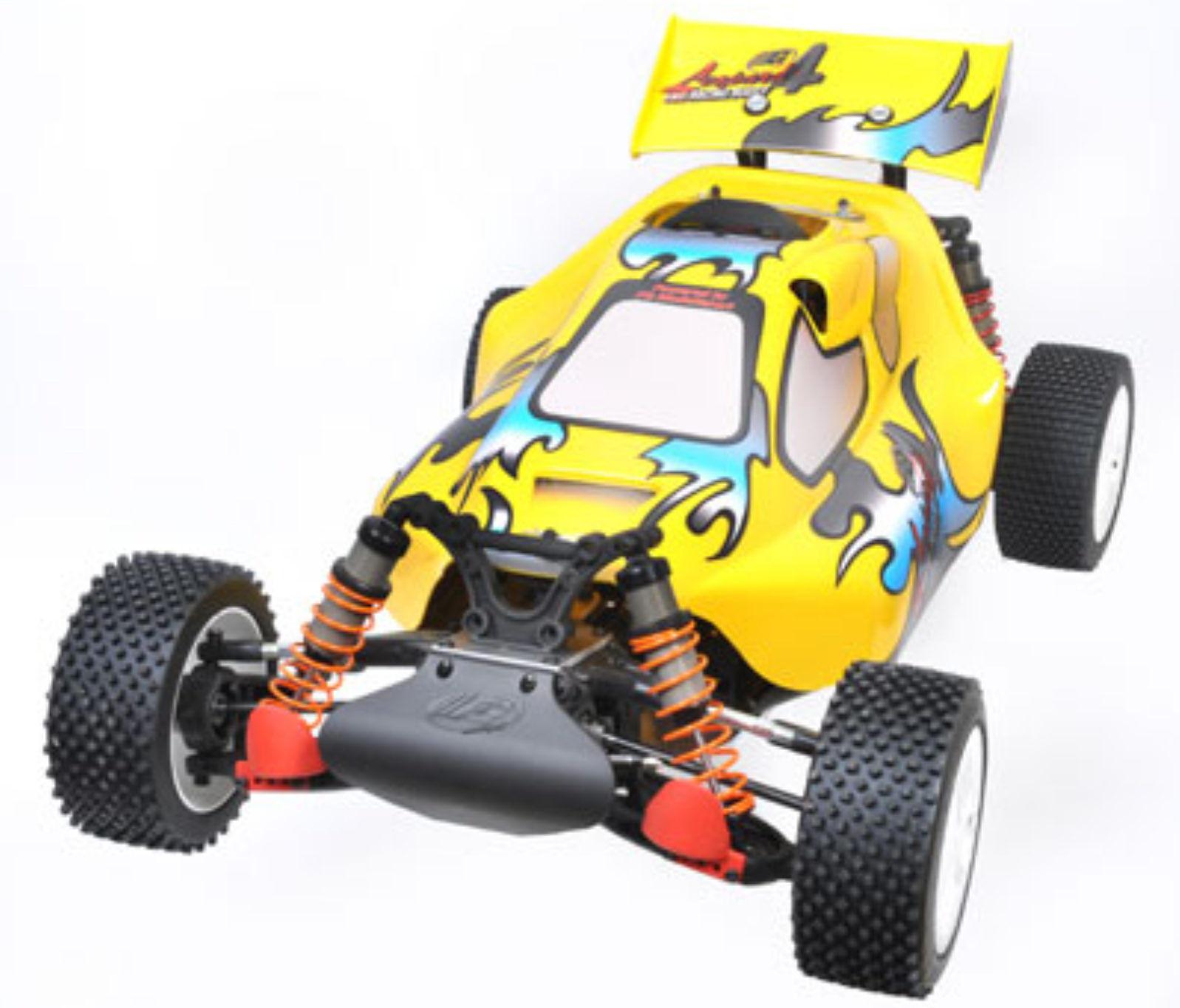 FG modellsport r LEOPARDO 4 Sportsline RTR lacado