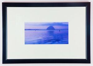 034-Morro-Bay-Morning-034-Original-Color-Art-Photo-Seascape-6-034-x14-034-Signed-LE-by-Artist