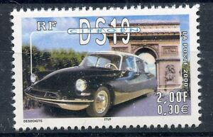 STAMP-TIMBRE-FRANCE-NEUF-N-3325-VOITURE-CITROEN-DS19