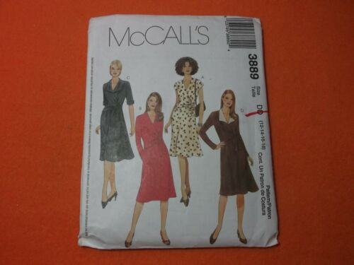 U-PICK ~ 39 Listed  #6348 A McCall/'s ~ All Pattern are Size 12-18 12,14,16,18