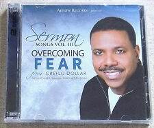 CREFLO DOLLAR Sermon Songs Vol III CD+DVD Region 2 SOUTH AFRICA Ships to USA $10