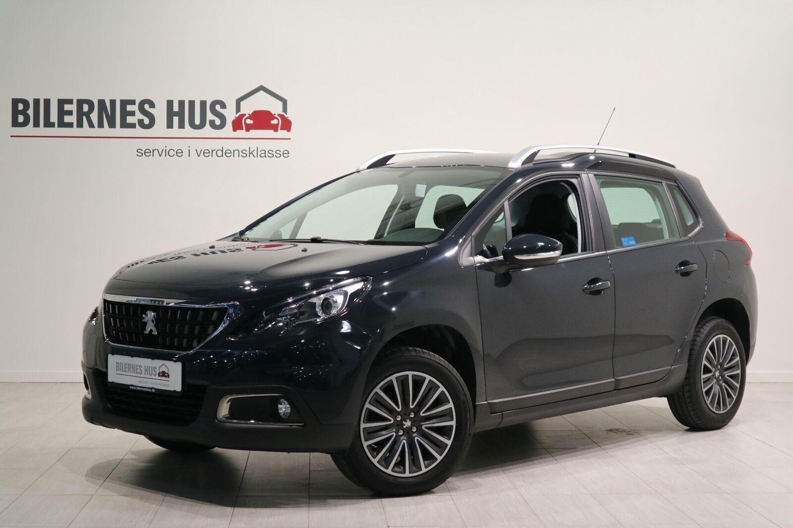 Peugeot 2008 Billede 2