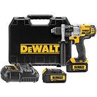 """DEWALT 20v Max Li-ion 1/2"""" Premium Drill Driver Kit DCD980M2"""
