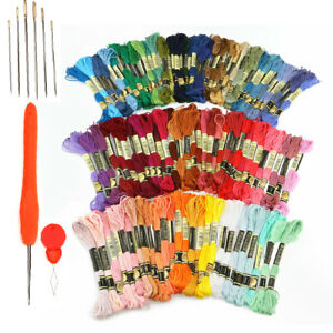 Embroidery-Thread-Full-120-Colors-Embroidery-Floss-Skeins-Set-for-Cross-Stitch