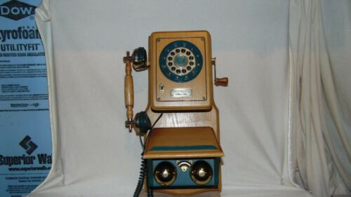 1994 REPLICA 1921 THOMAS COUNTRY TELEPHONE COLLECTOR'S EDITION NO. 3306