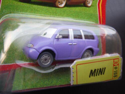 DISNEY PIXAR CARS MINI VAN TOURIST ROR SAVE 6/% GMC