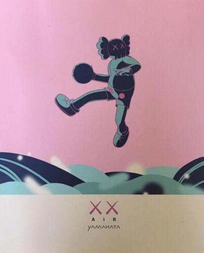 KAWS XX Air print poster matte urban street Supreme