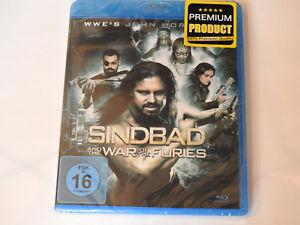 Sindbad and the War of the Furies, Blu-ray - neu