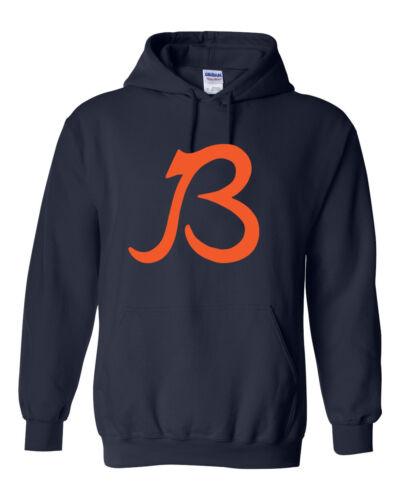 Brand New item Vintage Chicago Bears Hoodie Sweater Retro Logo old stock