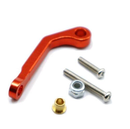 Metal Servo Pull Rod for WPL B1 B14 B24 C14 C24 B16 B26 B36 Q60 Q63 Q64 Q65 Car