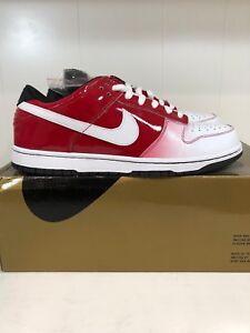 innovative design d5c91 dbfd4 Image is loading Nike-SB-Dunk-Low-Kuwahara-ET-denim-supreme-
