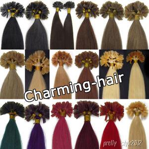 100-200-Extensions-de-Cheveux-POSE-A-CHAUD-Cheveux-naturels-QUALITE-REMY-7A-0-5G