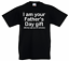 T Shirt  kids t-shirt Top I Am Your Fathers Day Gift Mommy Says Your Welcome