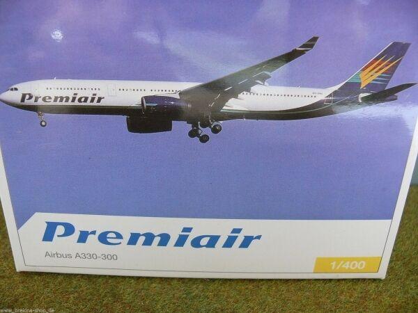 1 400 Herpa Premiair Airbus A330-300 560535