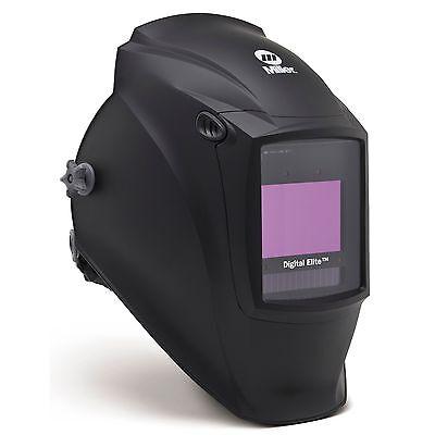 Miller 257213 Black Digital Elite Auto Darkening Welding Helmet
