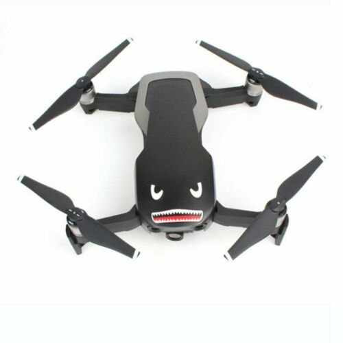 Replace For DJI Mavic Pro//AIR//Spark Drone CarbonFiber Decal Sticker Skin Wrap