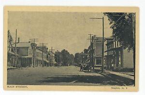 Main-Street-1916-NAPLES-NY-Finger-Lakes-Ontario-County-Postcard