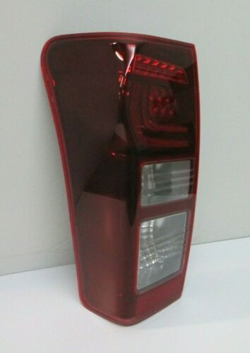 Genuine Isuzu D-Max Nearside Rear Lamp LED Dark Red 8982355570