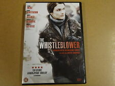DVD / THE WHISTLEBLOWER ( RACHEL WEISZ, DAVID STRATHAIRN... )