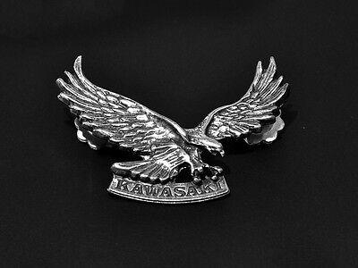 Kawasaki Vulcan VN 750 800 900 1700 1600 Mean Streak, 2000 Nomad Eagle Badge Pin