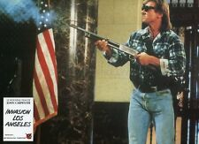 RODDY PIPER THEY LIVE INVASION LOS ANGELES 1988 JOHN CARPENTER LOBBY CARD #6