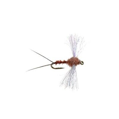 Griffith/'s Gnat #18 Trout Midge Fly by Umpqua NEW FREE SHIPPING 3