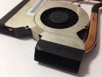 Cpu Cooling Fan & Heatsink For Hp Pavilion Dv7-6b75nr Dv7-6b78us Dv7-6b86us