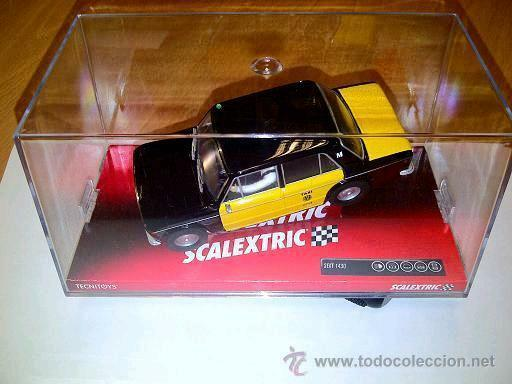 SCX A10073S300 Taxi Barcelona 1430 Scalextric (Tecnitoys) New New 1 32