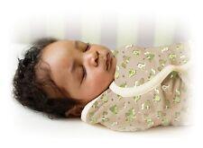 New Baby SwaddleMe Wrap Swaddle Blanket Dino Pals