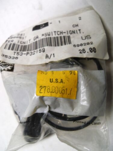 Ignition Switch Right Hand SeaDoo 278000517